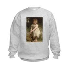 Unique Childs angel Sweatshirt
