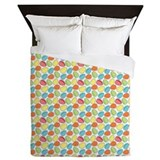 Easter Egg Queen Duvet