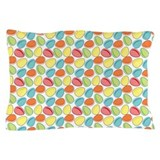 Easter Egg Pillow Case
