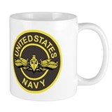 U. S. Navy <BR>SWO Coffee Cup