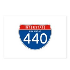 Interstate 440 - AR Postcards (Package of 8)