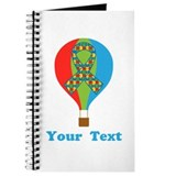 Personalized Autism Balloon Journal