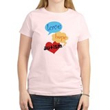 Love Hope Autism T-Shirt