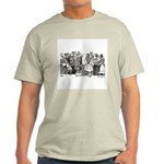 Calavera's Wild Party Ash Grey T-Shirt