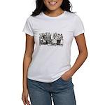 Calavera's Wild Party Women's T-Shirt