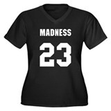 Madness 23 Plus Size T-Shirt