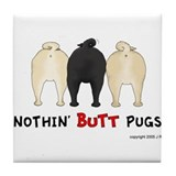 Funny Pet Tile Coaster