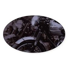 Motorcycles Decal