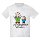Autism I Love My Sister T-Shirt