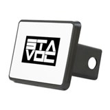 STAVOC logo Hitch Cover
