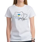 Love Ukraine...(L) T-Shirt