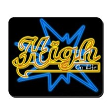 High On Life Mousepad