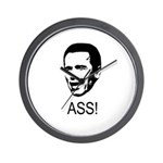 Arnold/Ass Wall Clock