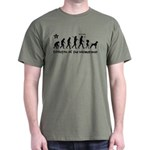 WEIMARANER Evolution - Dark T-Shirt $5 off...