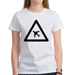 Airport Ahead Women's T-Shirt