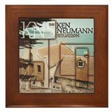 KNS 1 Framed Tile