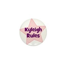 Kyleigh Rules Mini Button (10 pack)