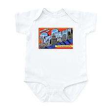 St Paul Minnesota Greetings Infant Bodysuit