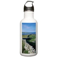Dry Stone Wall and Bay Water Bottle