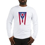 Ohio - The BUCKEYE State Long Sleeve T-Shirt