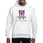 Ohio - The BUCKEYE State Hooded Sweatshirt