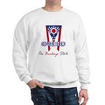 Ohio - The BUCKEYE State Sweatshirt