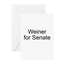 Weiner Greeting Cards (Pk of 10)