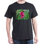 Beautiful Rose Photo Dark T-Shirt