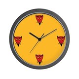Diablo Wall Clock