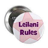 "Leilani Rules 2.25"" Button (10 pack)"
