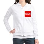 RED ALERT STOP HIV-AIDS Jr. Hoodie