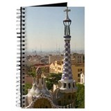 Spain, Catalonia, Barcelona, Parc Guell Journal