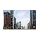 United Arab Emirates, Dubai, Sh Car Magnet 20 x 12