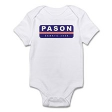 Support Greg Pason Infant Bodysuit