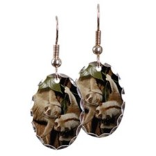 Slow loris (Nycticebus coucang) Earring