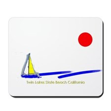 Twin Lakes  Mousepad