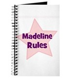 Madeline Rules Journal