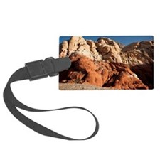 Rock formation, Red Rock Canyon  Luggage Tag