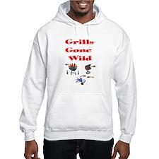 Grills Gone Wild Hoodie