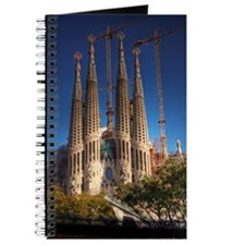 Barcelona sagrada familia Journal