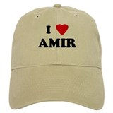 I Love AMIR Hat