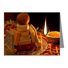 Happy Deepavali Note Cards (Pk of 20)