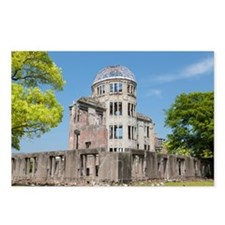 Hiroshima Peace Memorial, Postcards (Package of 8)
