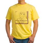 May the Magic Yellow T-Shirt