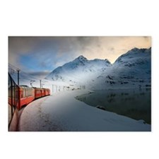 Bernina express Postcards (Package of 8)
