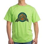 San Bernardino Cave Rescue Green T-Shirt