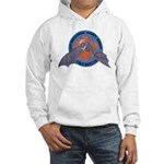 San Bernardino Cave Rescue Hooded Sweatshirt