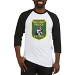 Military Police Canine Baseball Jersey
