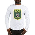 Military Police Canine Long Sleeve T-Shirt