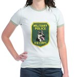 Military Police Canine Jr. Ringer T-Shirt